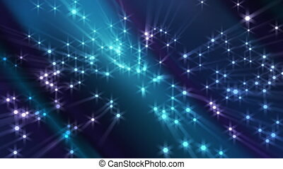 Sparkles background loop - Looping sparkles abstract...