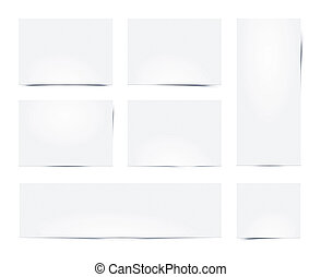 web content boxes