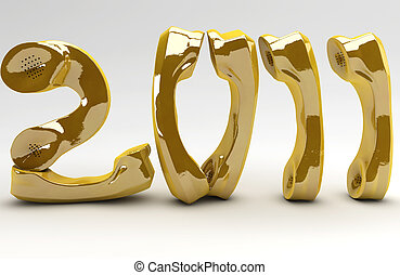 Golden New Year for the telco business