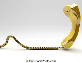 Golden Times for the telco business concept