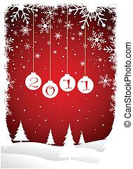 merry christmas, 2011