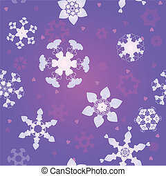 Love snowfall