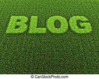 Grass Blog