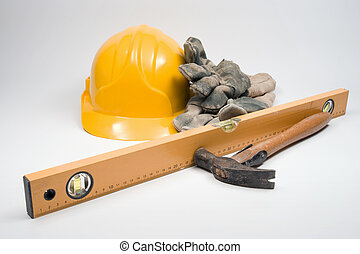 Equipment for Builder - Builders equipment - protective...