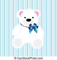 teddy bear, toy
