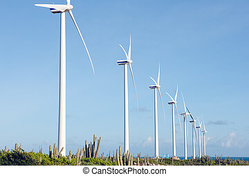 Windmills - Wind Farm