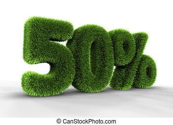 Grass Fifty Percent