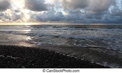 coastline in denmark