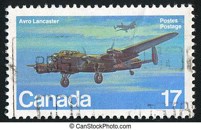 stamp - CANADA - CIRCA 1980: stamp printed by Canada, shows...