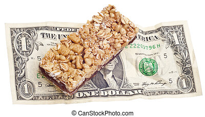 Cost of Snack Food Buf