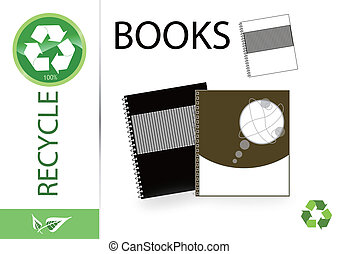 Please recycle books