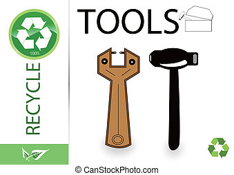 Please recycle tools