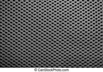 Tightly Woven Carbon Fiber - A tightly woven carbon fiber...