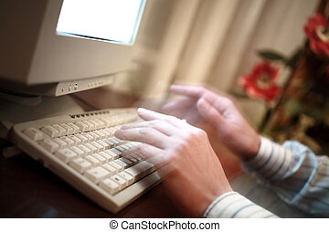 工作, 電腦
