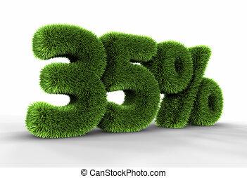 Grass Thirty Five Percent