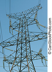 Electrical Transmission Tower(Electricity Pylon)