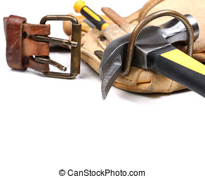 Carpenter tool-belt