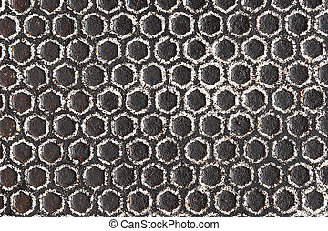 background - textured Metal a background
