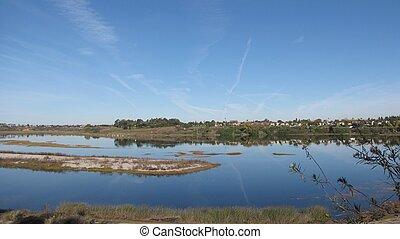 Newport Back Bay - Wetlands, Back Bay, Newport Beach, CA
