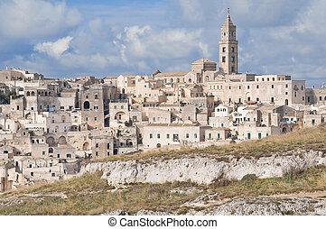 The Sassi of Matera Basilicata