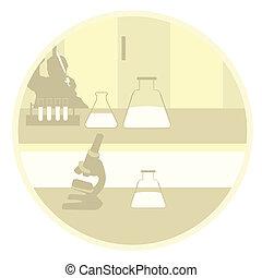 Ciencia, laboratorio