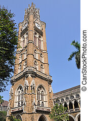 Rajabai Clock Tower, Mumbai - The victorian Rajabai Clock...