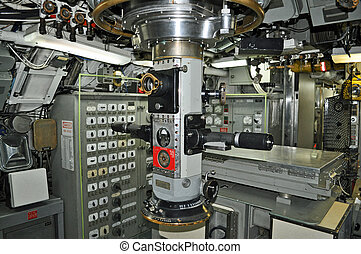 Submarine Control Room - The Control Room of a Modern...