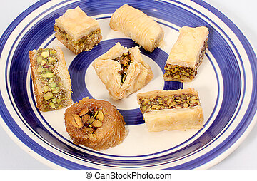 Authentic Syrian Batlawa - Variety of Authentic Syrian...