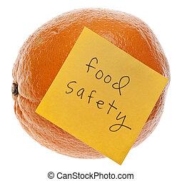 Food Safety Reminder