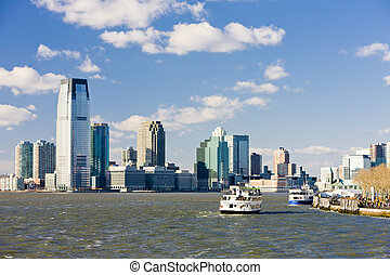 New York City and New Jersey, USA