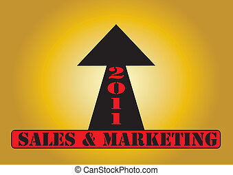 Golden Sales and Marketing 2011 going Up!