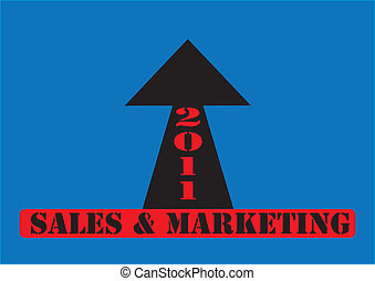 Sales and Marketing 2011 going Up!