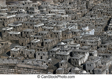 Landscape of the middle east - Strange landscape of the...