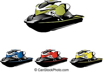 Seadoo high quality full details - Seadoo water motor...