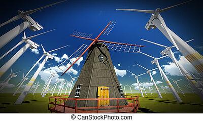 Windmills - Windmills