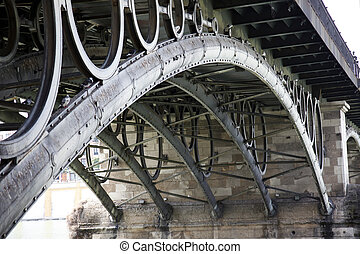 Triana Bridge - the Triana bridge over the Guadalquivir...