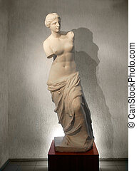 Venus de Milo Aphrodite from Melos || Celebrated Greek...