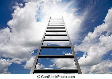 Success - Ladder to sky