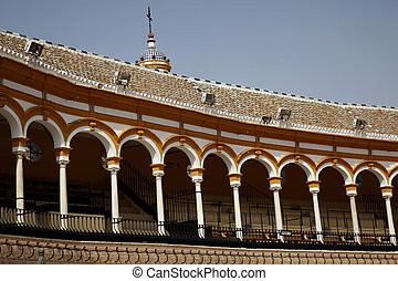 Real Maestranza de Caballeria - The Bullring of Seville is...