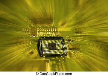procesor speed