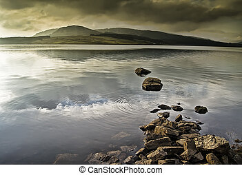 Loch - Clatteringshaws Loch