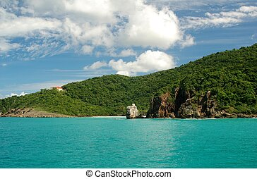 Rogue Point, British Virgin Islands
