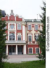 Old houses, Tallinn, Estonia EU