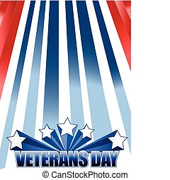 veterans day patriotic background