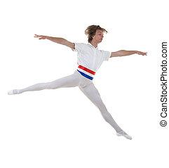 difficult ballet jump