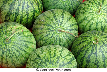 water-melons background