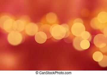 blur defocus lights