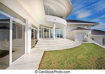 House Exterior