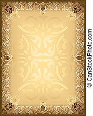 Blank Frame 002 - Blank frame