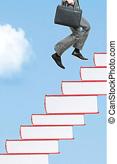 Knowledge staircase